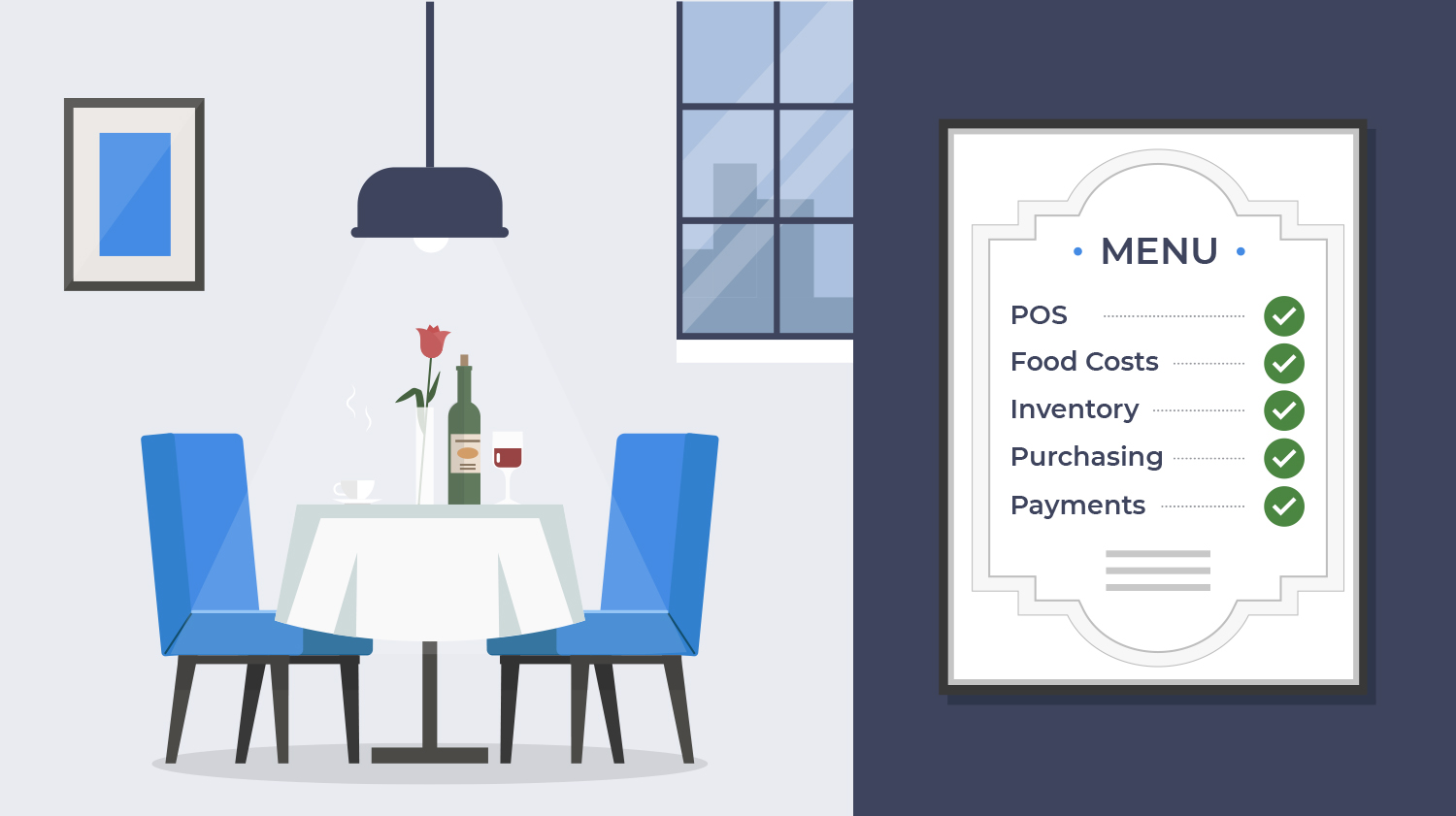 Food for thought: Key financial controls to consider in the restaurant business