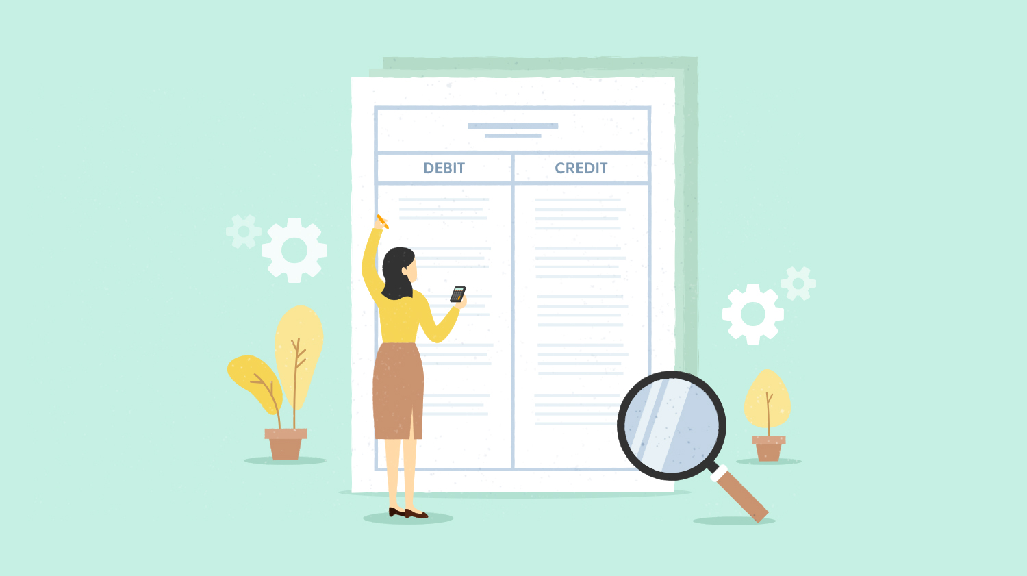 4 Reasons to Implement Bookkeeping Processes in Your Business and What Might Happen if You Don't…