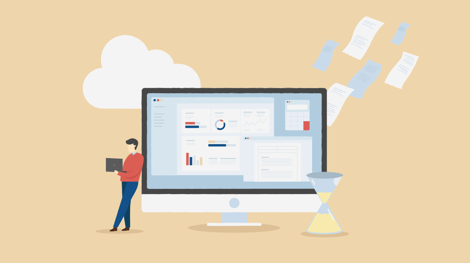 Cloud accounting can save your business time and money – here's how