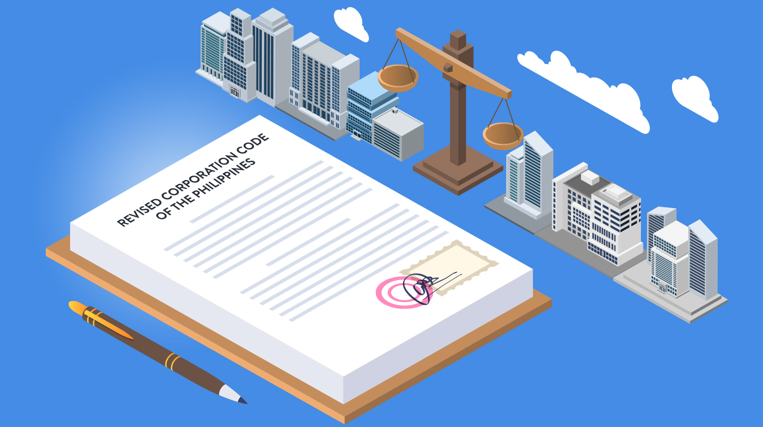Signed, Sealed, Delivered: The Revised Corporation Code of the Philippines has arrived – How might it affect your business?