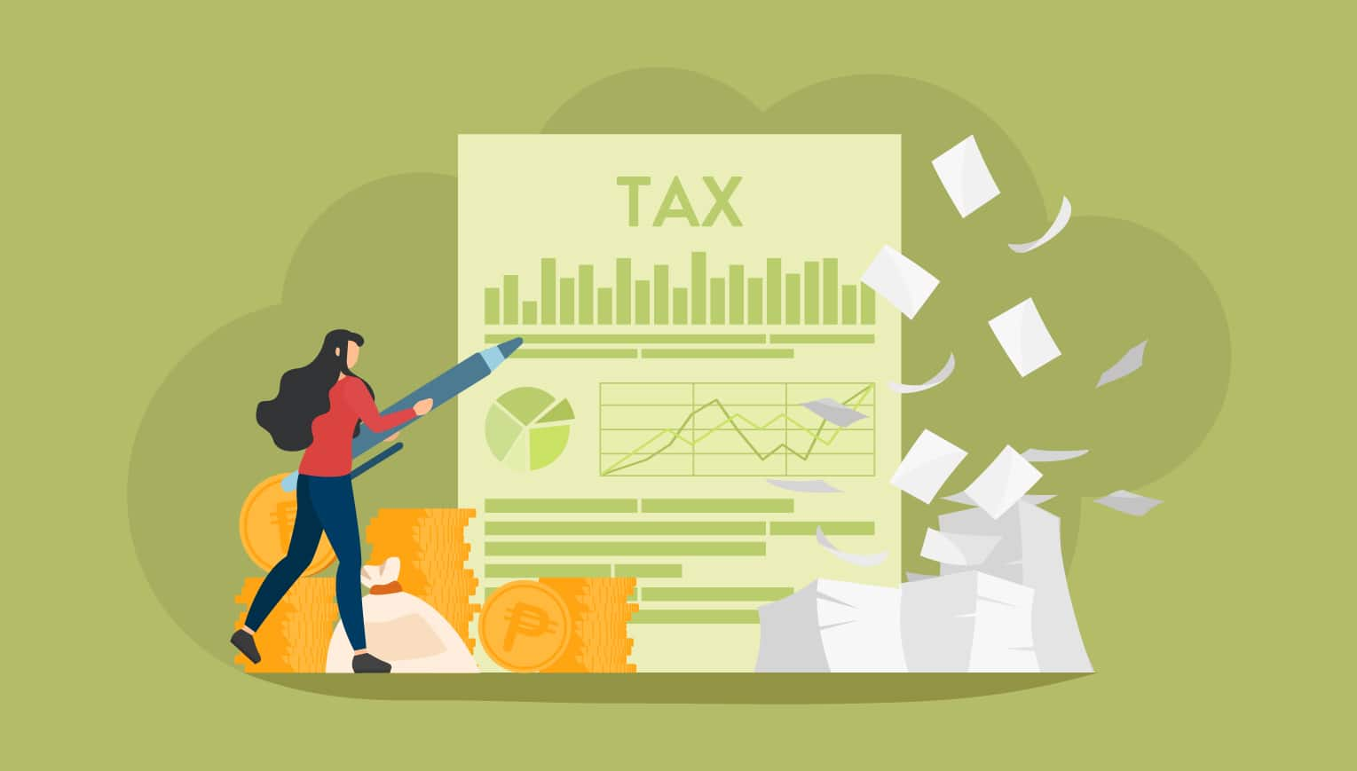 BIR Extends Tax Filing and Payment Deadlines Due to ECQ and MECQ. Here's What You Need to Know!